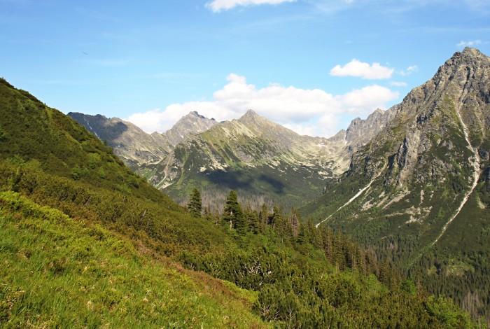 Kôprová dolina - Hrubô