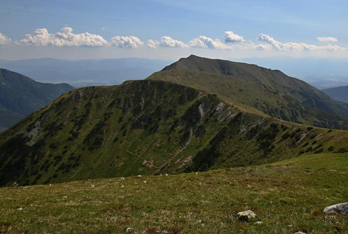 Krížna v Západných Tatrách